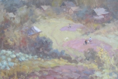 Август. 2008. Х., м. 60х70