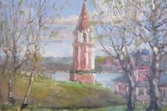 Корягин Павел Казанская церковь